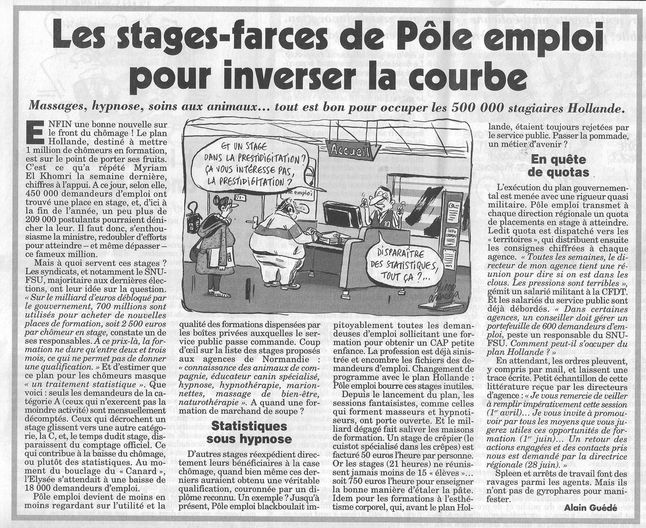 Le co t de l incomp tence informatique en france est de - Formation cuisine pole emploi ...