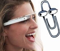 lunettes à réalité augmentée Google