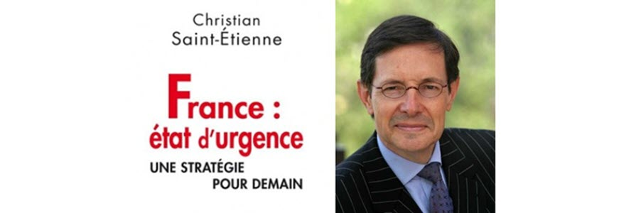France État d'Urgence - Christian Saint-Etienne