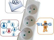 la triplette gagnante du marketing : blog, réseaux sociaux, emailing