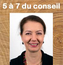 Emilie Devienne - 5 à 7 du conseil