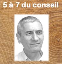 Michel Estève - 5 à 7 du conseil
