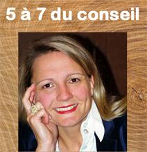 Gundula Welti au 5 à 7 du conseil