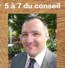 Xavier OLIVIERI - 5 a 7 du conseil