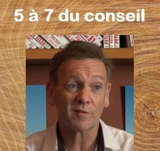 5 à 7 du conseil avec Thierry Le Fur : Pouce. Mieux vivre avec le numerique