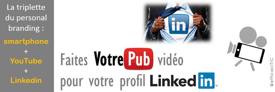 pub YouTube personal branding Linkedin