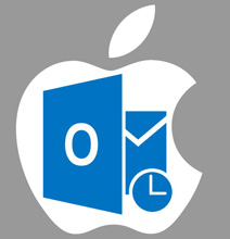 Outlook App pour iPhone 6 et Androïd - efficaciTIC