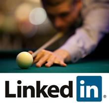 recommandation LinkedIn, ou billard à 3 bandes 2.0