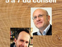 5 à 7 du conseil avec Yann Gourvennec et Yann Dirheimer