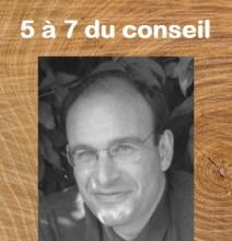 5 à 7 du conseil avec Christophe Faurie