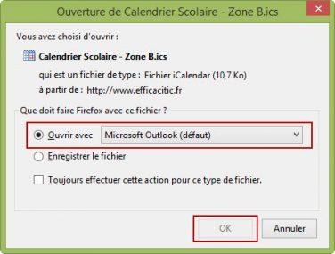 170304_fenetre_Outlook_Ouverture_calendrier