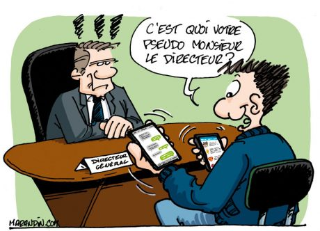 illustrateur graphiste dessins Didier Marandin