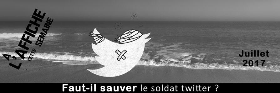 image titre article : Faut-il sauver le soldat Twitter ?