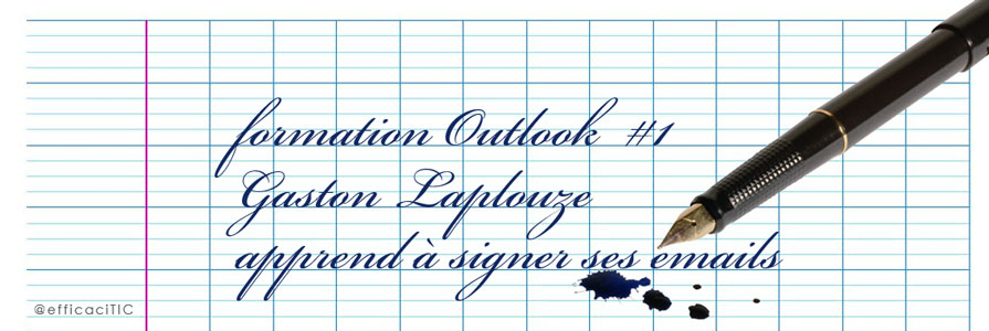 Creer Une Signature Mail Professionnelle Avec Sa Messagerie Outlook