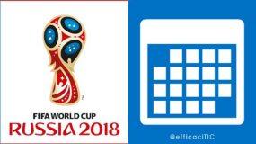 télécharger calendrier coupe du monde de foot 2018