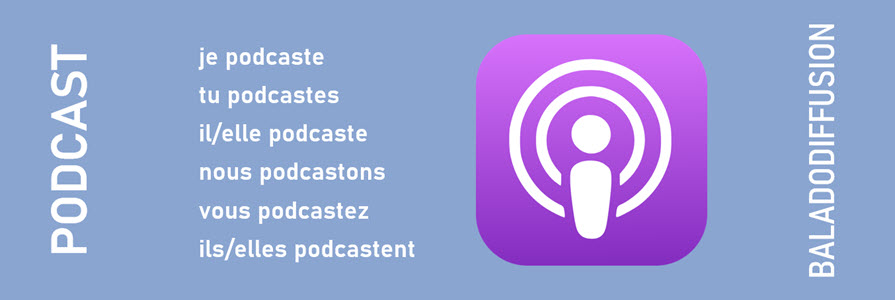 pourquoi je kiffe les podcasts